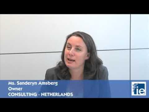 Sanderyn Amsberg, Partner - Owners & Entrepreneurs Management Program at IE Business School