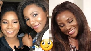 The Truth About Nollywood Actress Genevieve Nnaji39s Daughter