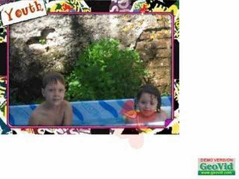 Daniela e Matheus - Natal 2007