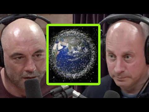 Astronaut Garrett Reisman On Space Junk And Micrometeorites