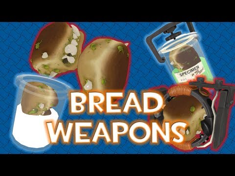 Bread Weapon Reskins
