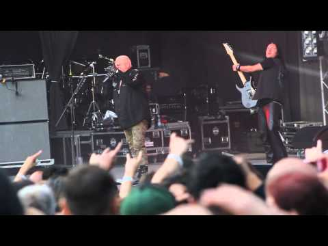 U.D.O. - King Of Mean @ 30.08.14 MOSCOW METAL MEETING @ Зелёный Театр