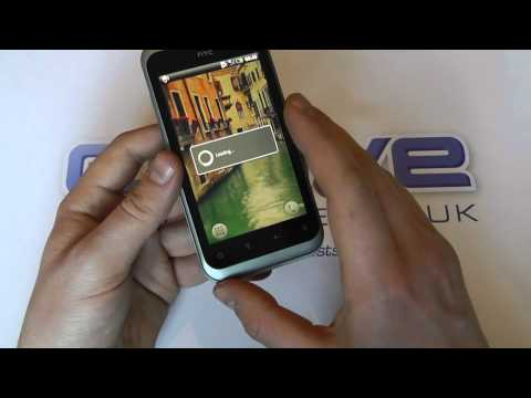 HTC Rhyme Unboxing