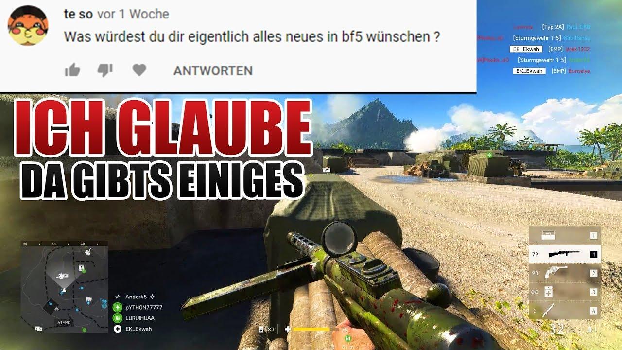 Noch Wünsche für Battlefield 5? thumbnail