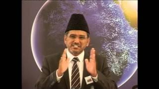 Jalsa Salana Switzerland 2012 - Speech Shamshad Ahmed Qamar