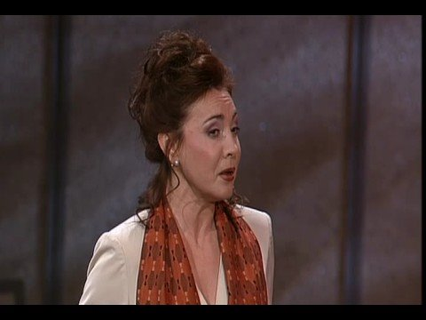"Andrea Rost sings ""Saper Vorreste"" from Ballo"