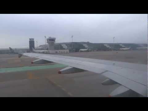 BA472 London Heathrow (LHR) - Barcelona-El Prat (BCN) - Airbus A319-131 - G-EUPE (Full Flight)