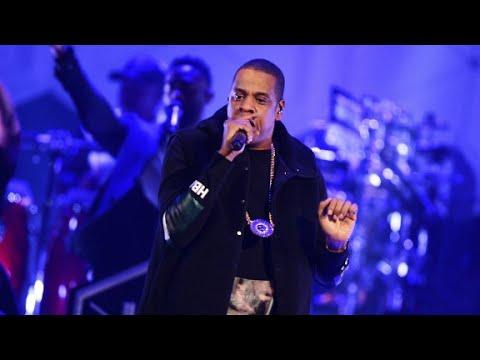Rapper Jay-Z drops new album on Tidal