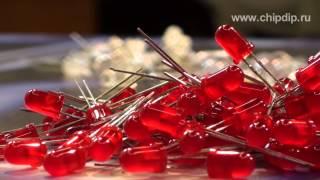 видео Лампы светодиодные - принцип работы и виды приборов