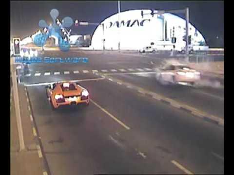 Car accident Qatar/Doha