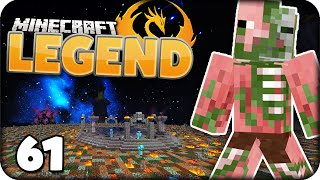 DIE NEUE MONSTERFARMWELT! - Minecraft LEGEND #61 | Zinus