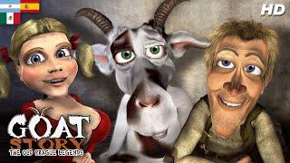 La Historia de una Cabra - Nuevas Películas Animadas - Película Completa para family HD - En Español