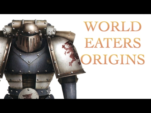 40 Facts and Lore on World Eaters Warhammer 40K Spacemarine  