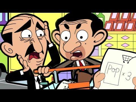 Supermarket Madness| Funny Episodes | Cartoon World