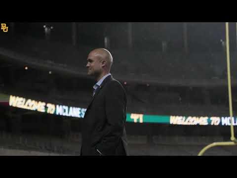 Coach Aranda's Hire - Baylor Football