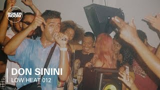 Don Sinini | LOW HEAT London 012