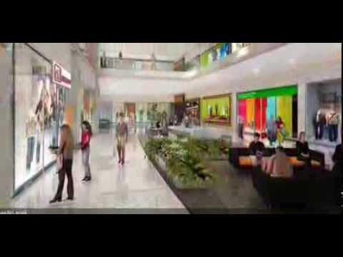 La Marina Shopping Center - Propuesta para Mall en Arequipa de Space Planning International.