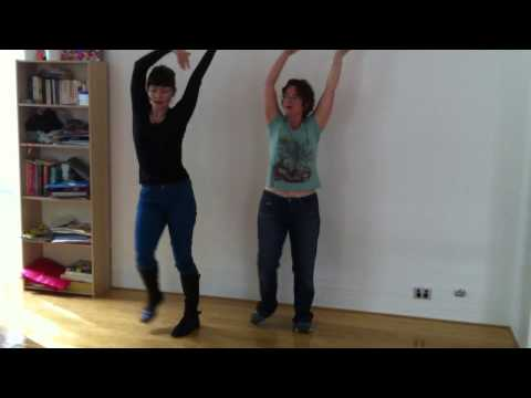 Video 1: Dancing Queen Flash Mob - step by step without music (Part 1 of 3)