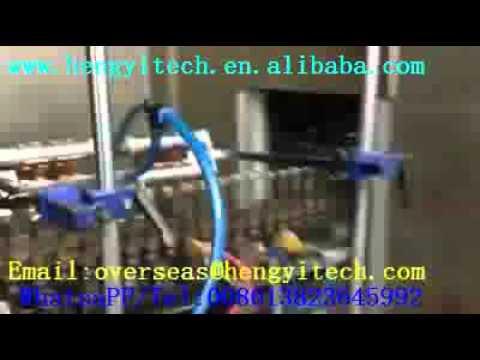 Spay Chrome Caps Automatic Spray Paint Line With Metallizing Bottle Cap Metallizing Vacuum Machine