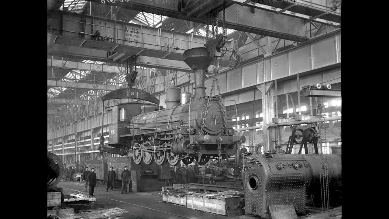 Download The Sormovo Factory at the end of the 19th century Part 2.