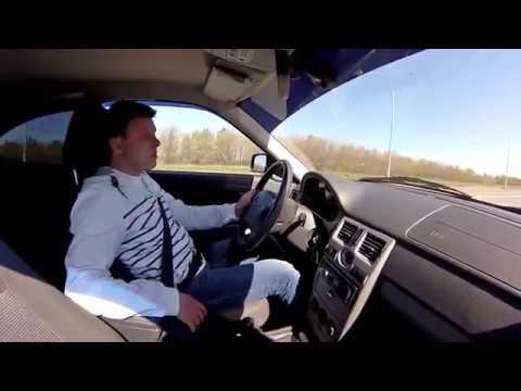 Тест драйв LADA Priora Coupe