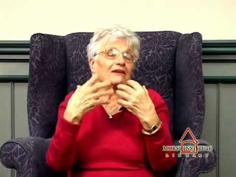 Paglia World War II Italy Natick Veterans Oral History Project YouTube sharing