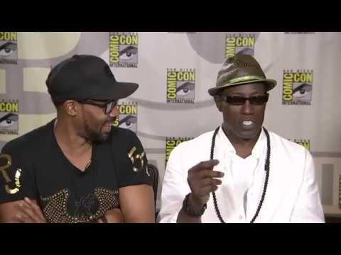 RZA and Snipes talk 'Cut Throat City'