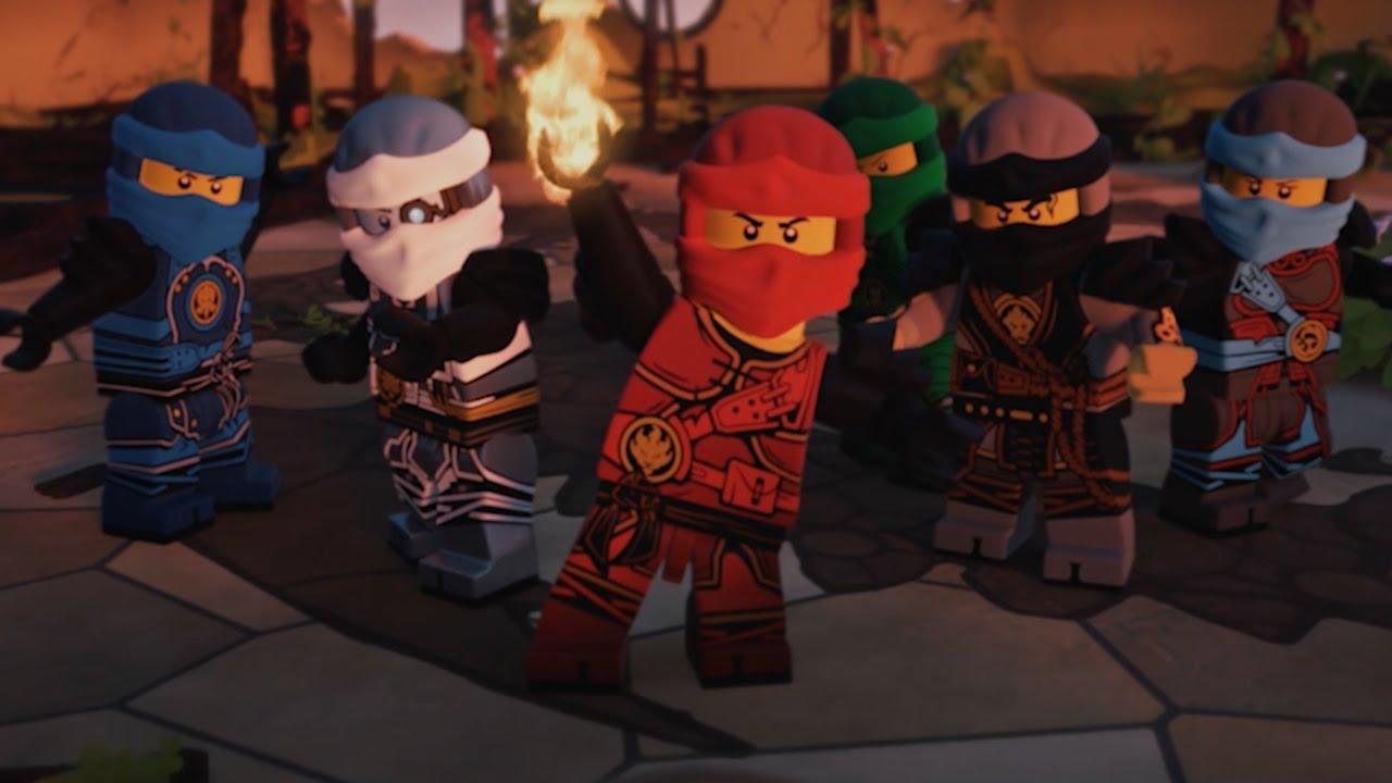 Hands of Time  LEGO Ninjago  Season 7 Teaser Trailer  YouTube