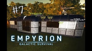 THE NEW BASE | Empyrion Galactic Survival | Alpha 8 new Play-through | #7