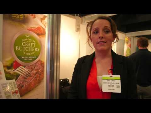 Food & Hospitality Ireland 2014 trade show. Citywest, Dublin