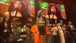 Amy Winehouse - Nelson Mandela - concert live - complet - HD