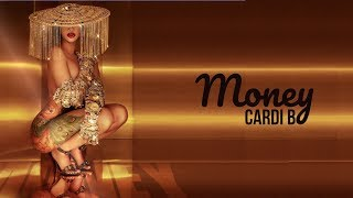 Cardi B - Money | LYRICS