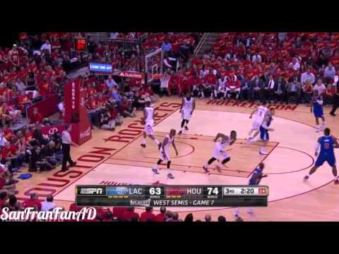 LA Clippers vs Houston Rockets - Full Highlights | Game 7 | May 17, 2015 | 2015 NBA Playoffs
