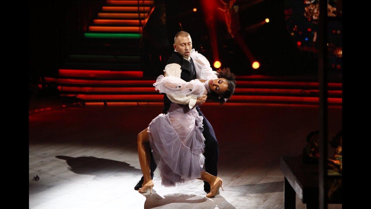 Серьога та Аделіна Делі – Віденський вальс – Танці з зірками 2019
