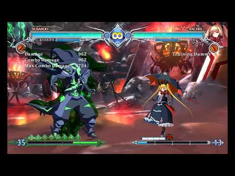 Unlimited (ENGLISH DUB) Susanoo Showcase And Release!