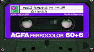 Música TECHNO Remember Mix Solo Temazos clasicos irrepetibles