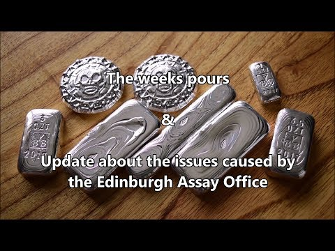 Update On Edinburgh Assay Office Damage Situation - All Is Well And Better Than Ever!