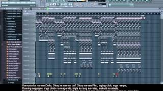 Smugglaz, Curse One, Dello, Flict G - Nakakamiss (Instrumental Remake) [4K SUB SPECIAL 2/2]
