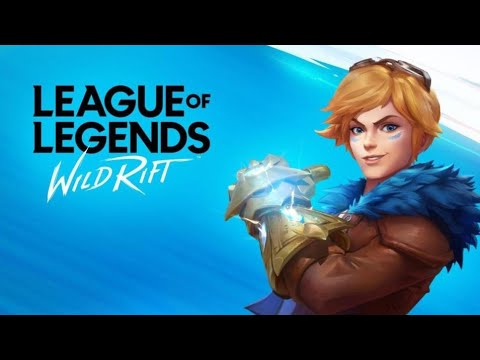 League of Legends Wild Rift Alpha Beta Gameplay 1 Max ...