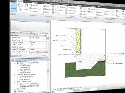 Revit Architecture Creating Details And Callouts