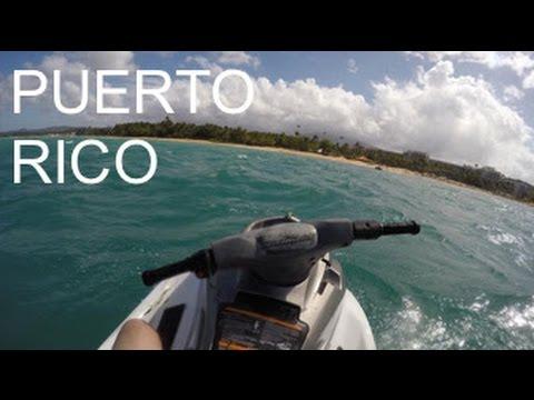 Puerto Rico Spring Break 2016 Vlog!