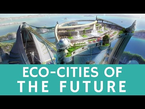 What is a sustainable city & urban ECO-technology of the fut