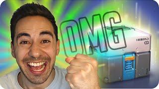 ESTO ES ALUCINANTE!! | CAJAS LEGENDARIAS en OVERWATCH con Sara, Gona y Exo