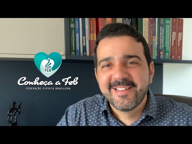 Poesia e emoção em relato sobre sua história com a FEB | Leonardo Machado
