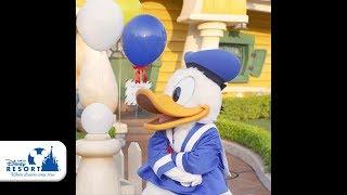 6月9日はドナルド・ダックの誕生日☆ みんなに「お祝いして~!」とアピ...
