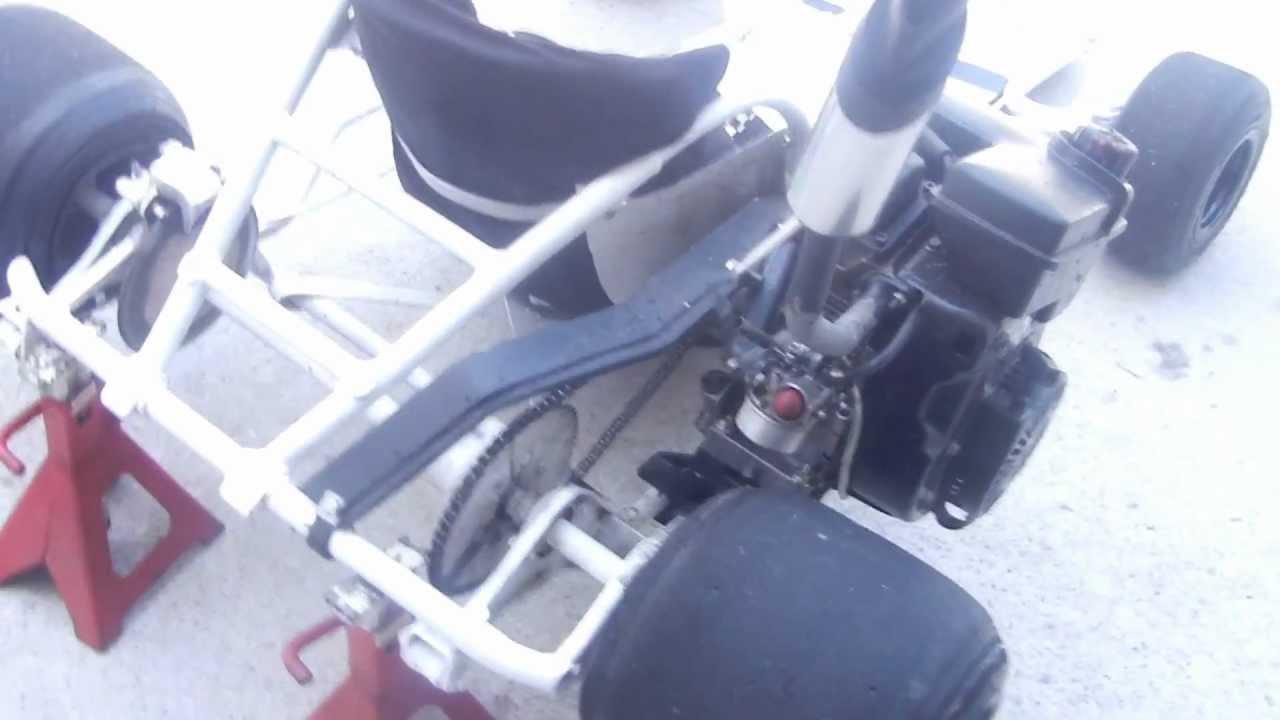 margay racing go kart youtube. Black Bedroom Furniture Sets. Home Design Ideas