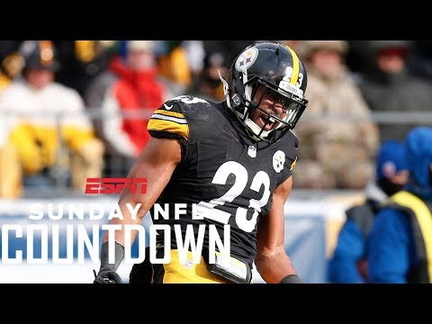 Mike Mitchell is defended by Charles Woodson to Matthew Hasselbeck | NFL Countdown | ESPN