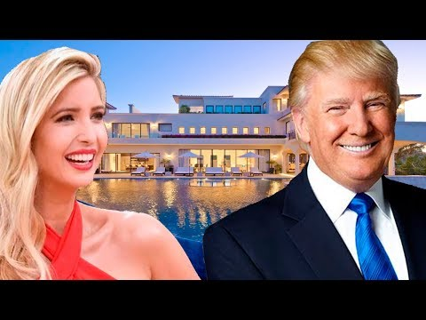 The Most Beautiful and Expensive Houses of the Trump Family 2018