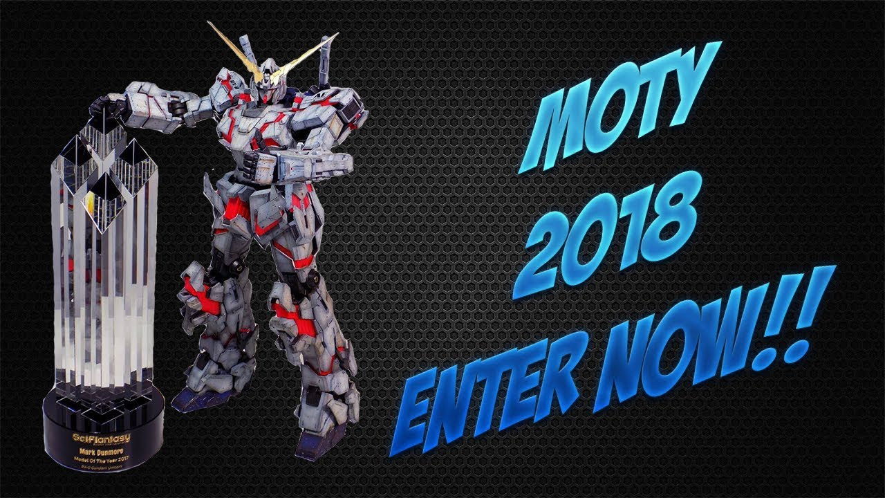 SciFiantasy MOTY 2018 Enter Now!