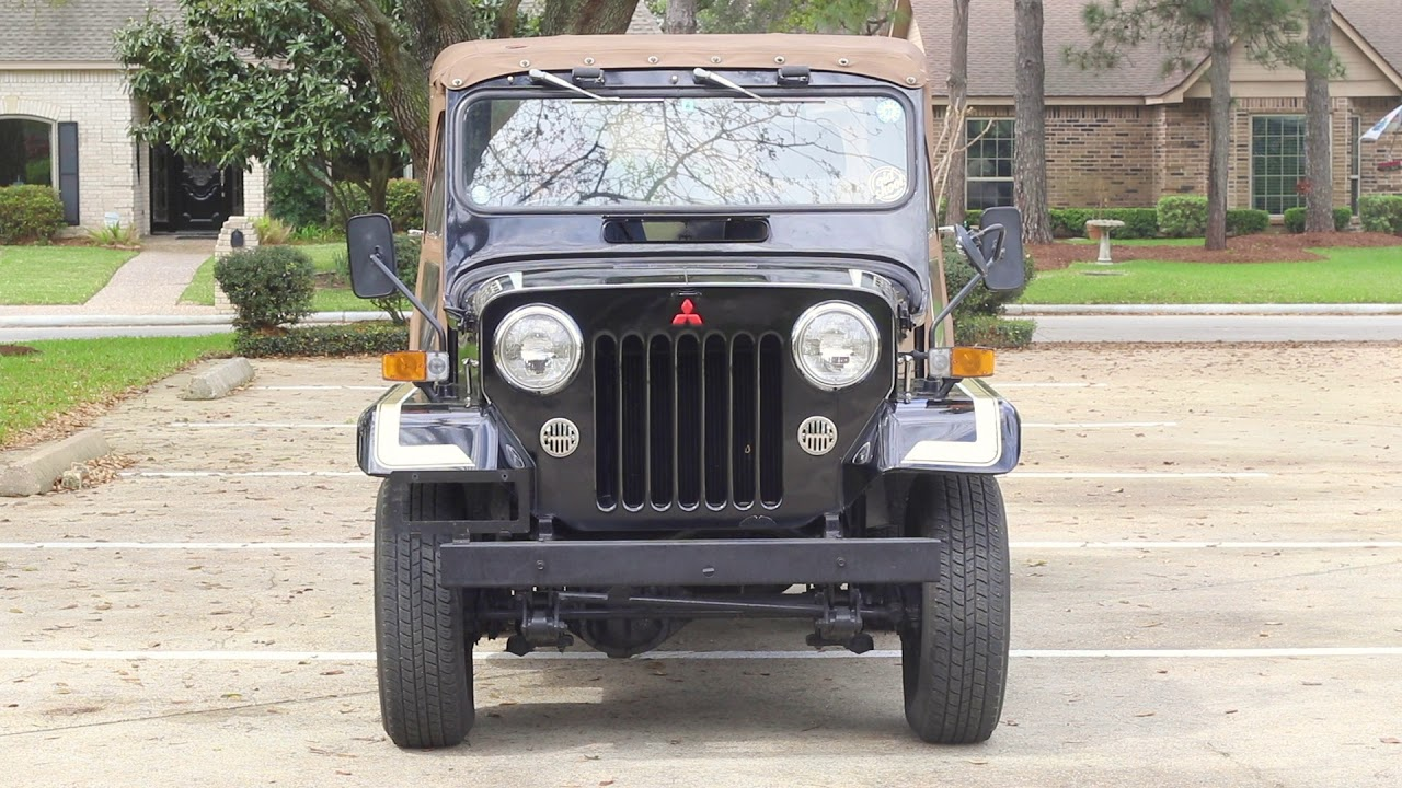 Willys Jeep MB 2199 cc Petrol 1943 Battery